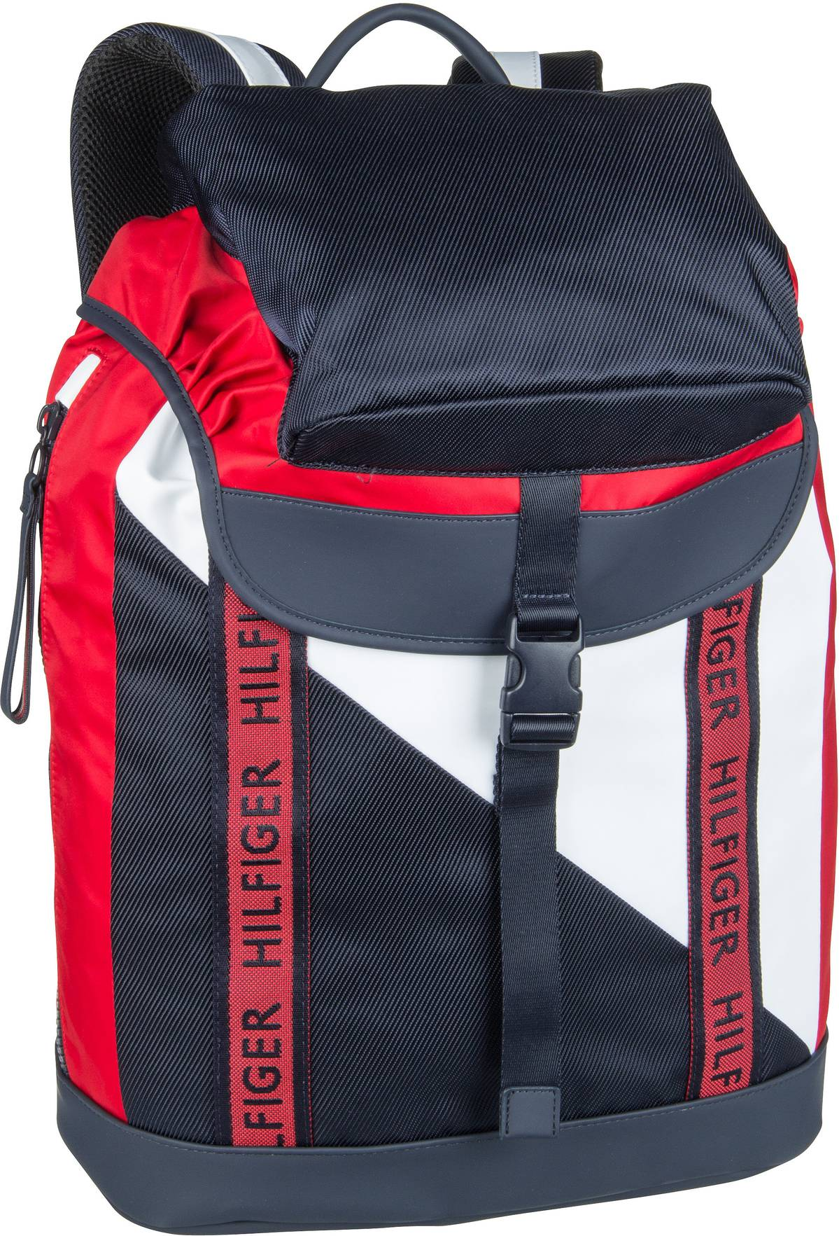 Rucksack / Daypack Color Mix Flap Backpack 4890 Corporate