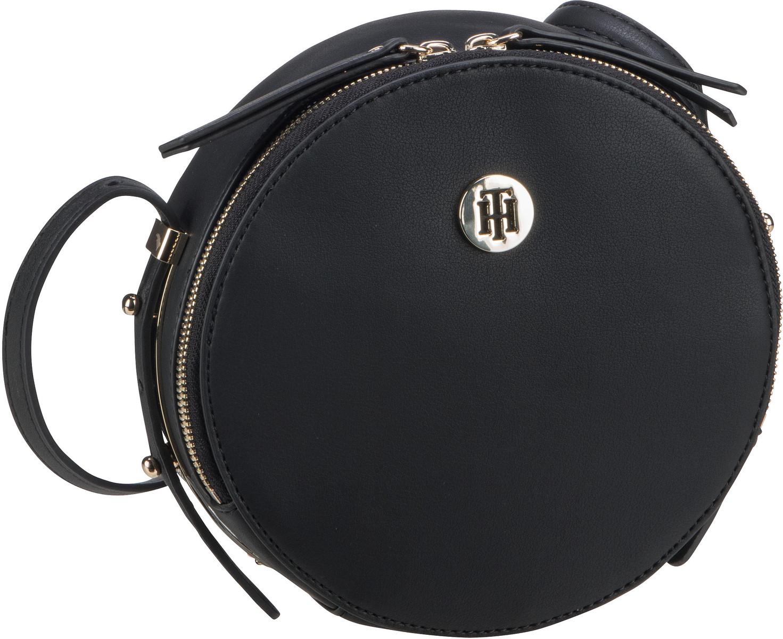 Handtasche SM Modern Hardware Round XOver 7618 Black