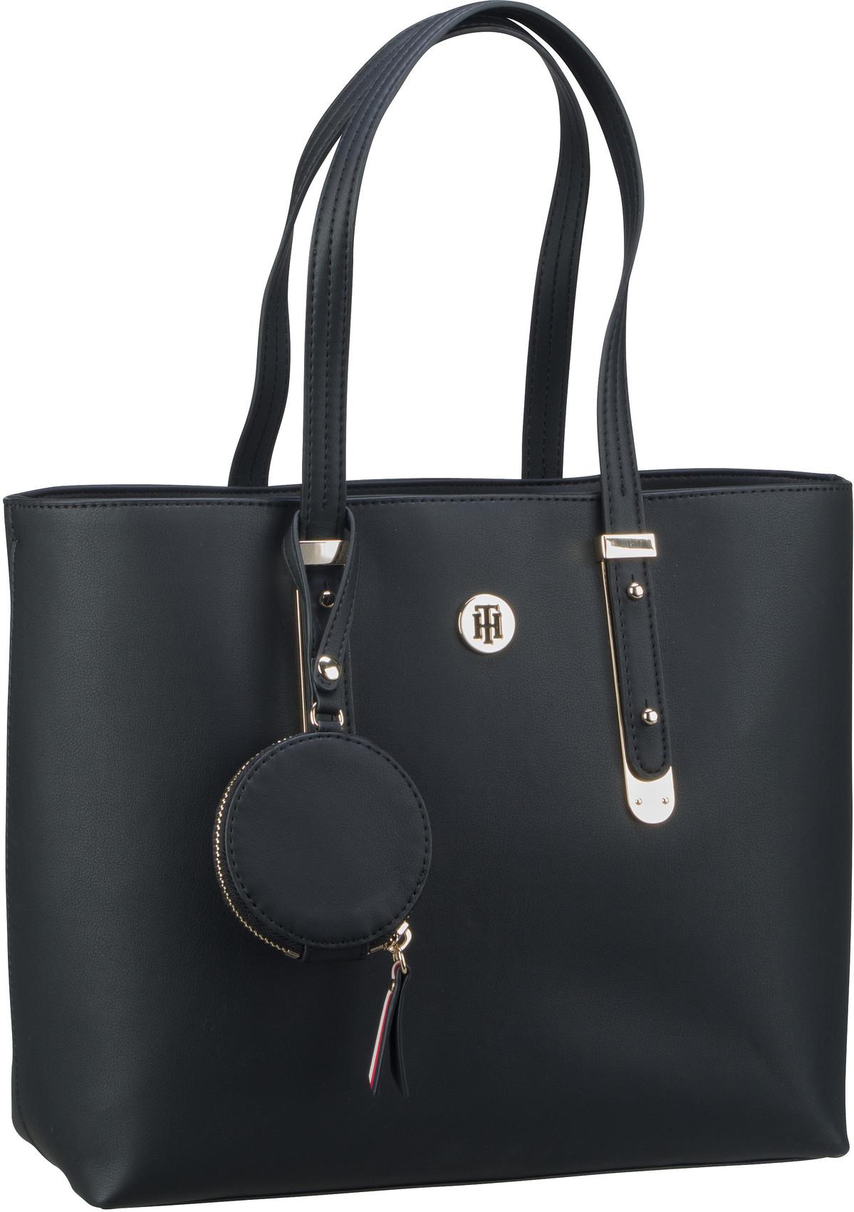 Handtasche SM Modern Hardware Med Tote 7619 Black