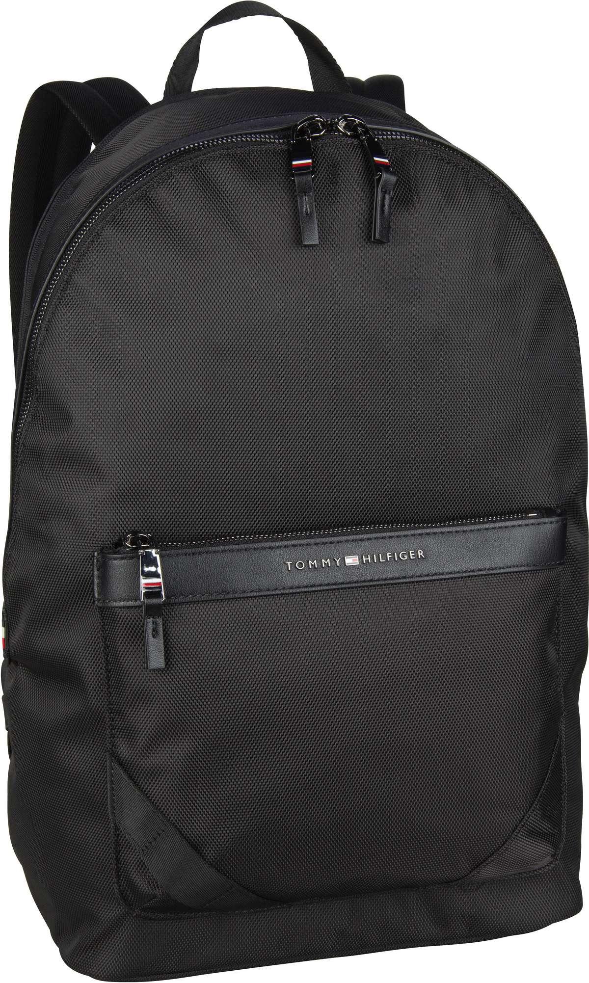 Rucksack / Daypack Elevated Nylon Backpack 5261 Black