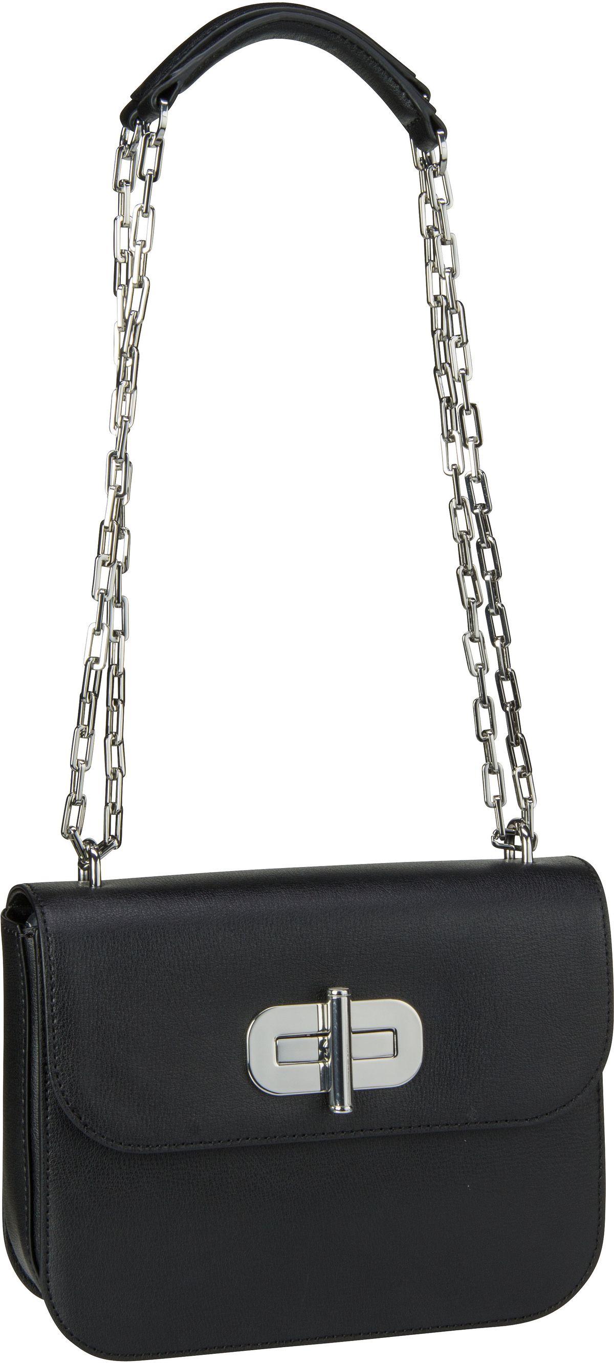 Handtasche Turnlock Crossover 7111 Black