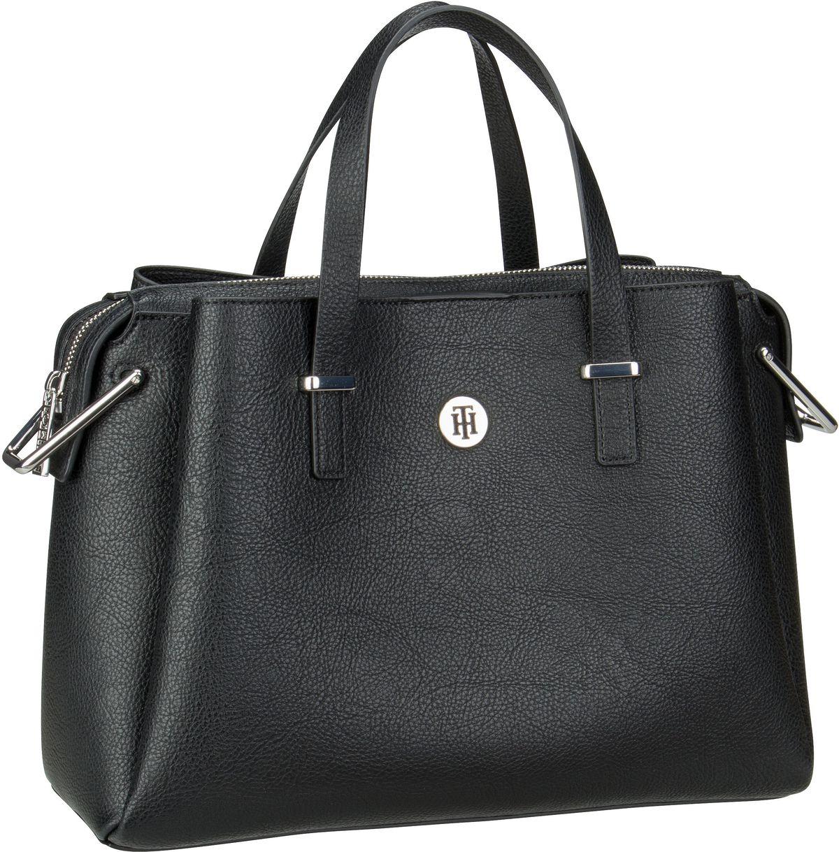 Shopper TH Core Satchel Black
