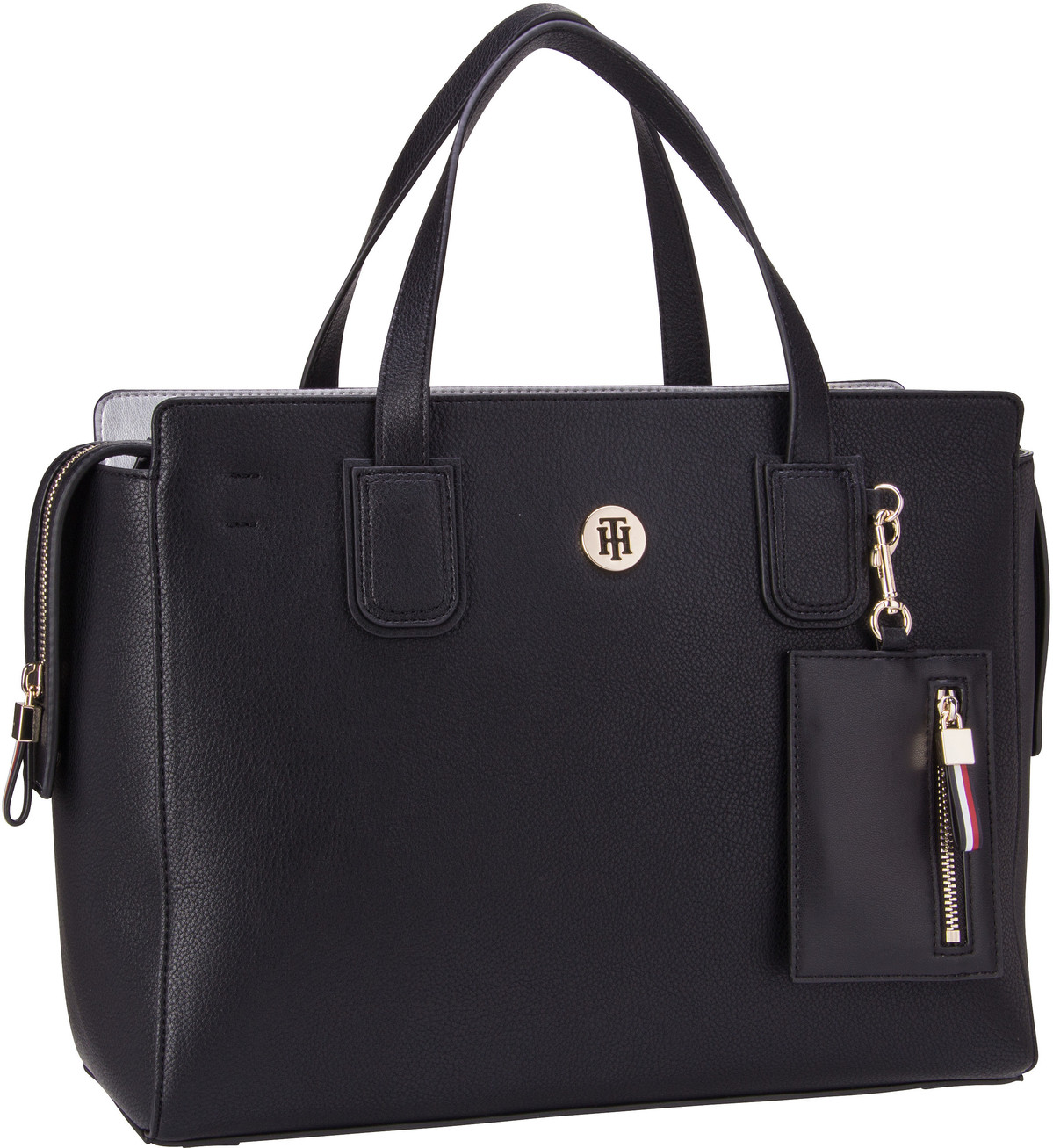 Handtasche Charming Tommy Satchel 7311 Black