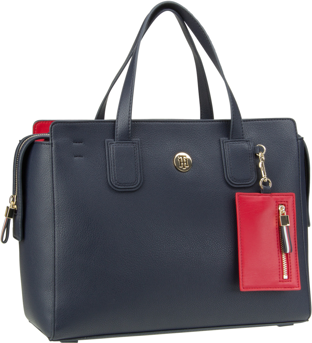 Handtasche Charming Tommy Satchel 7311 Sky Captain