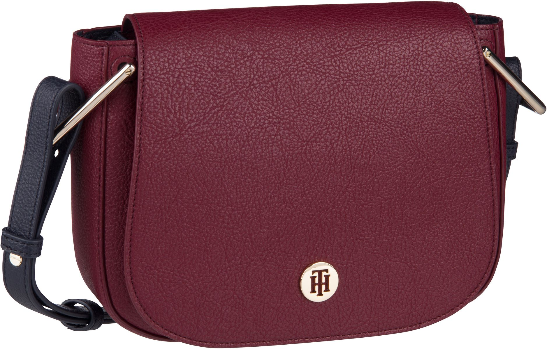 Umhängetasche TH Core Saddle Bag Cabernet