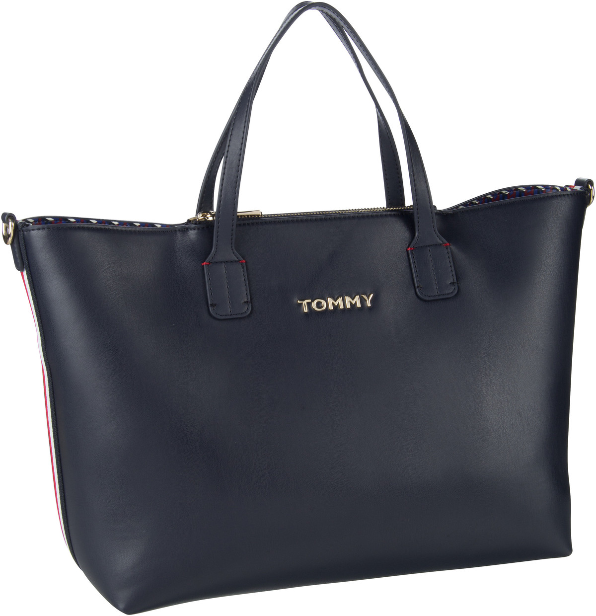 Handtasche Iconic Tommy Satchel Sky Captain