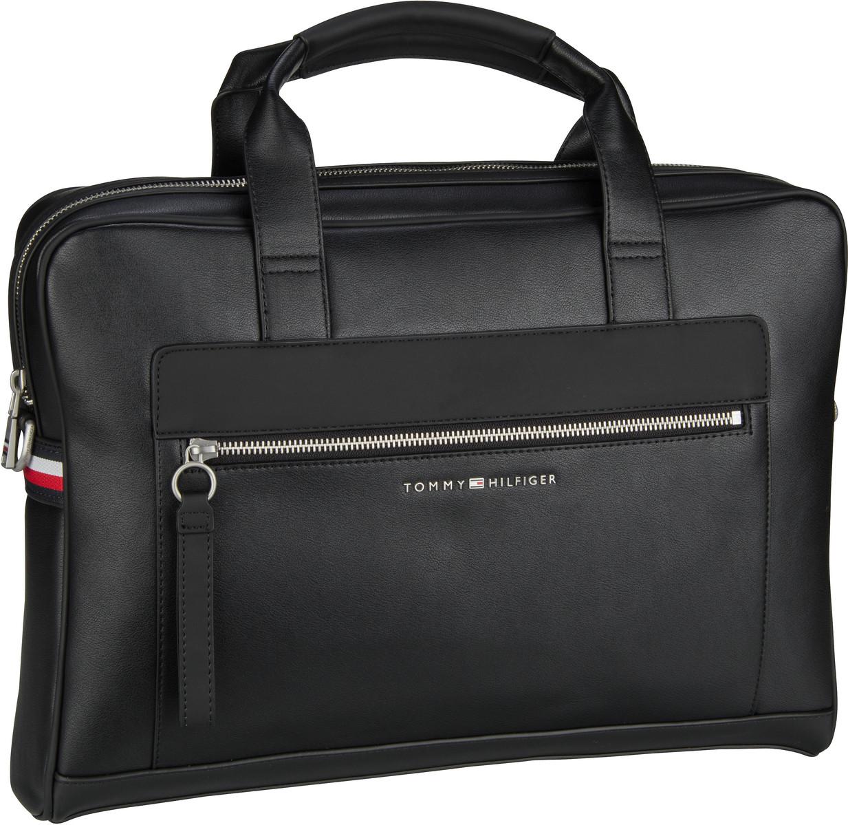 tommy hilfiger -  Aktentasche TH Metro Computer Bag PSP20 Black
