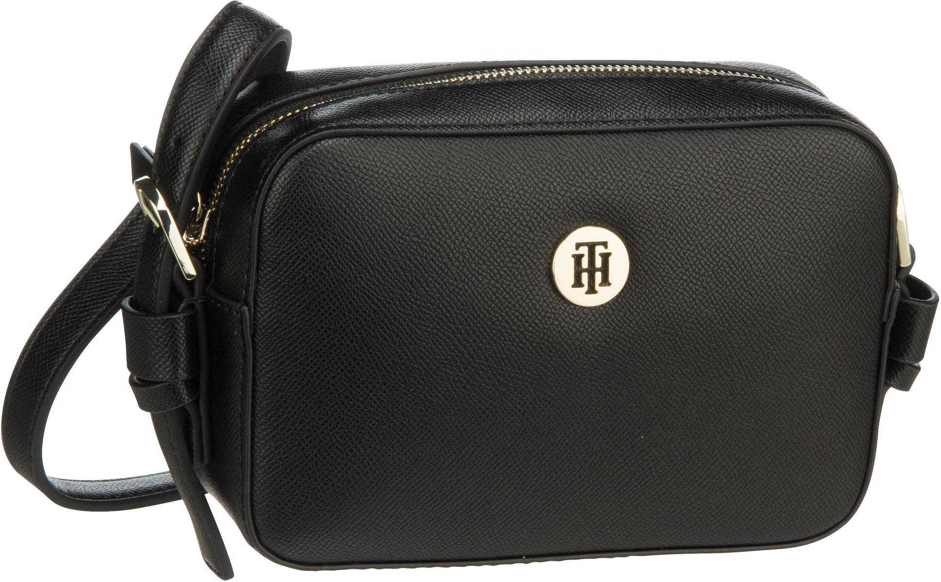 Umhängetasche Classic Saffiano Camera Bag PSP20 Black