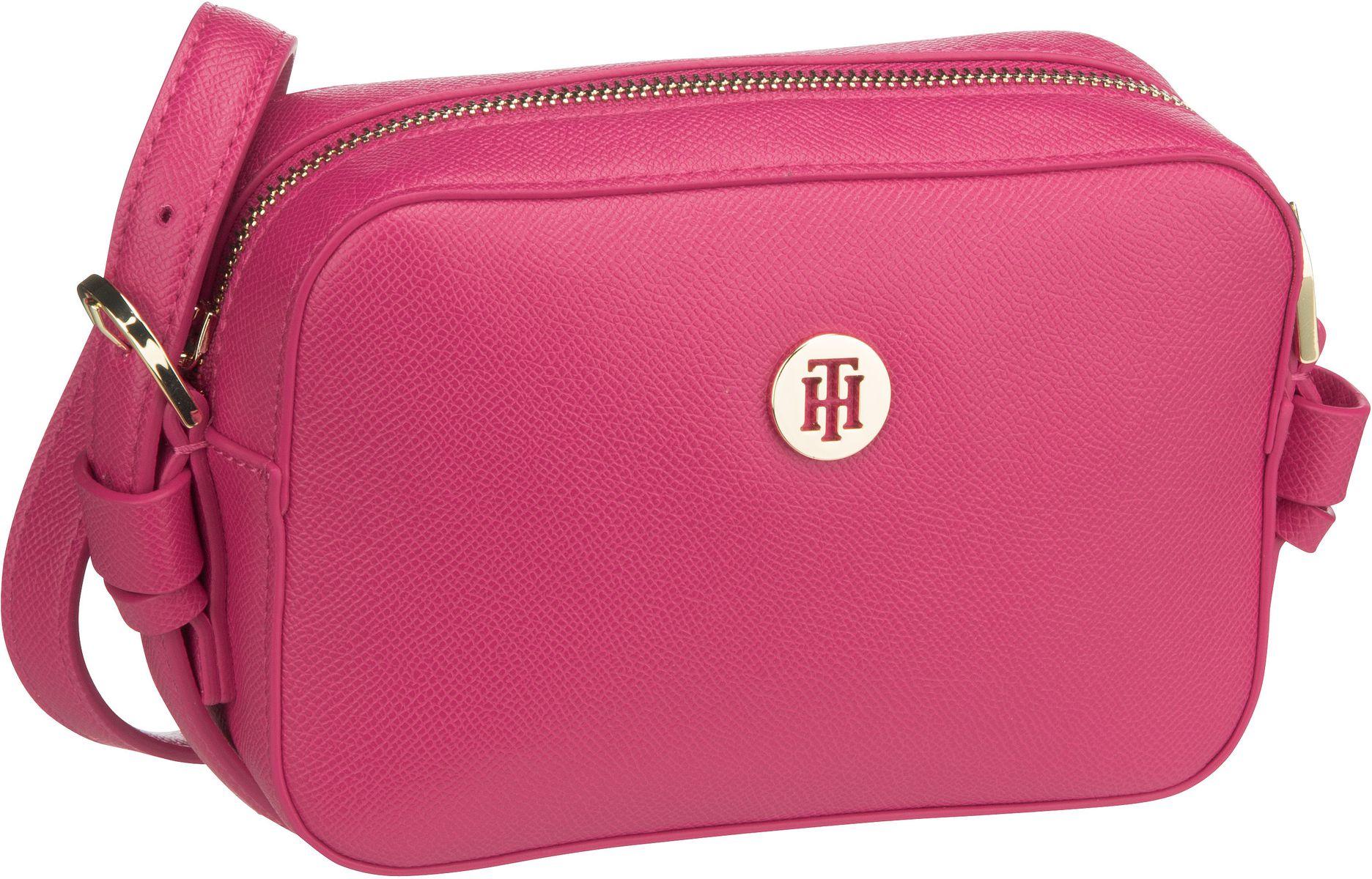Umhängetasche Classic Saffiano Camera Bag PSP20 Bright Jewel