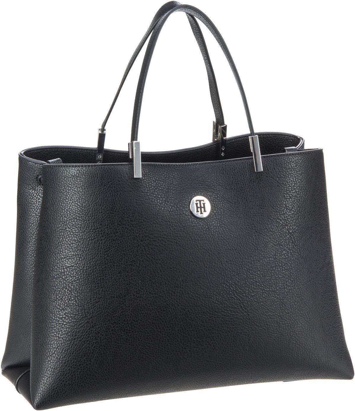 Handtasche TH Core Satchel SP20 Black