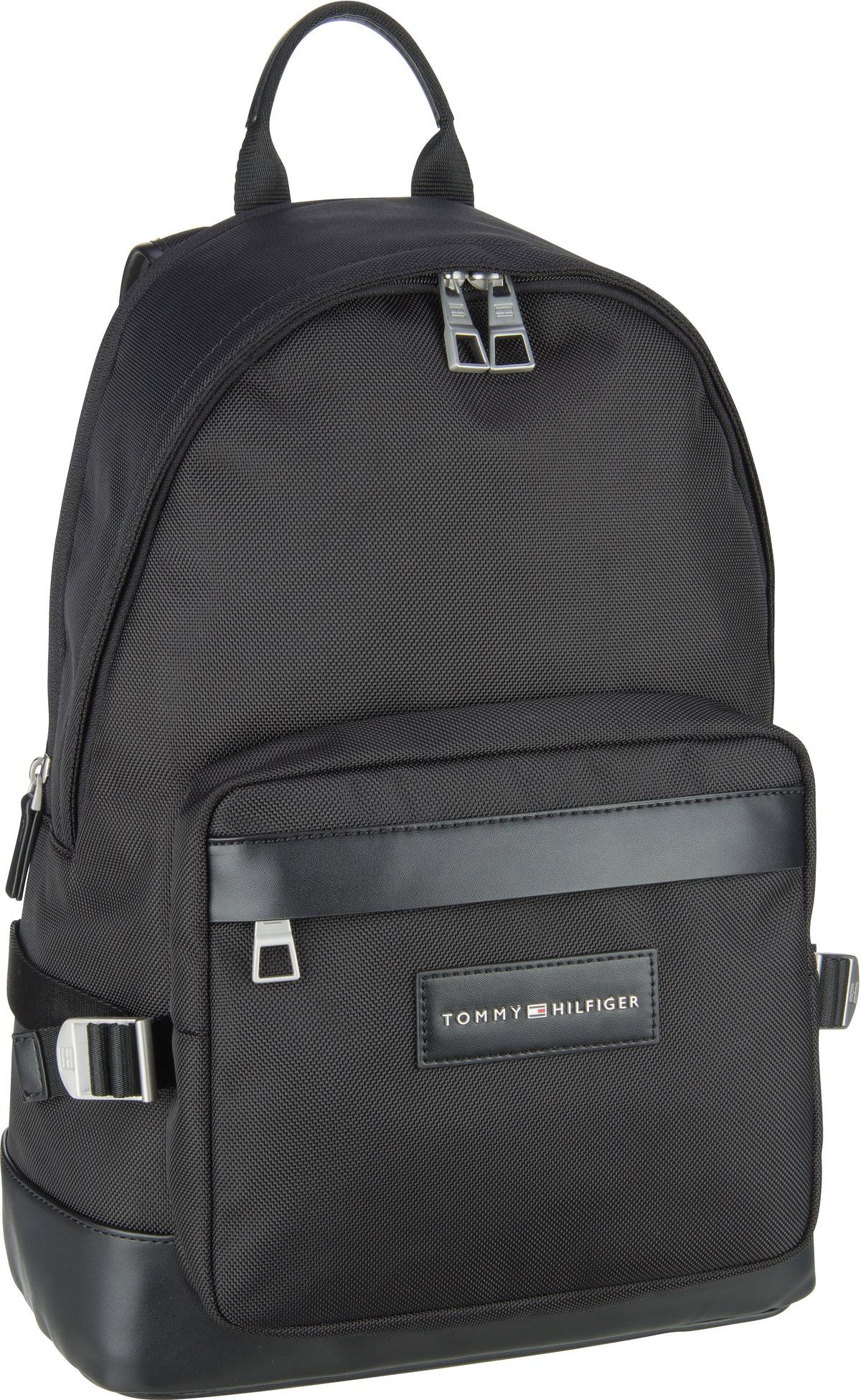 tommy hilfiger -  Laptoprucksack Uptown Nylon Backpack PF20 Black
