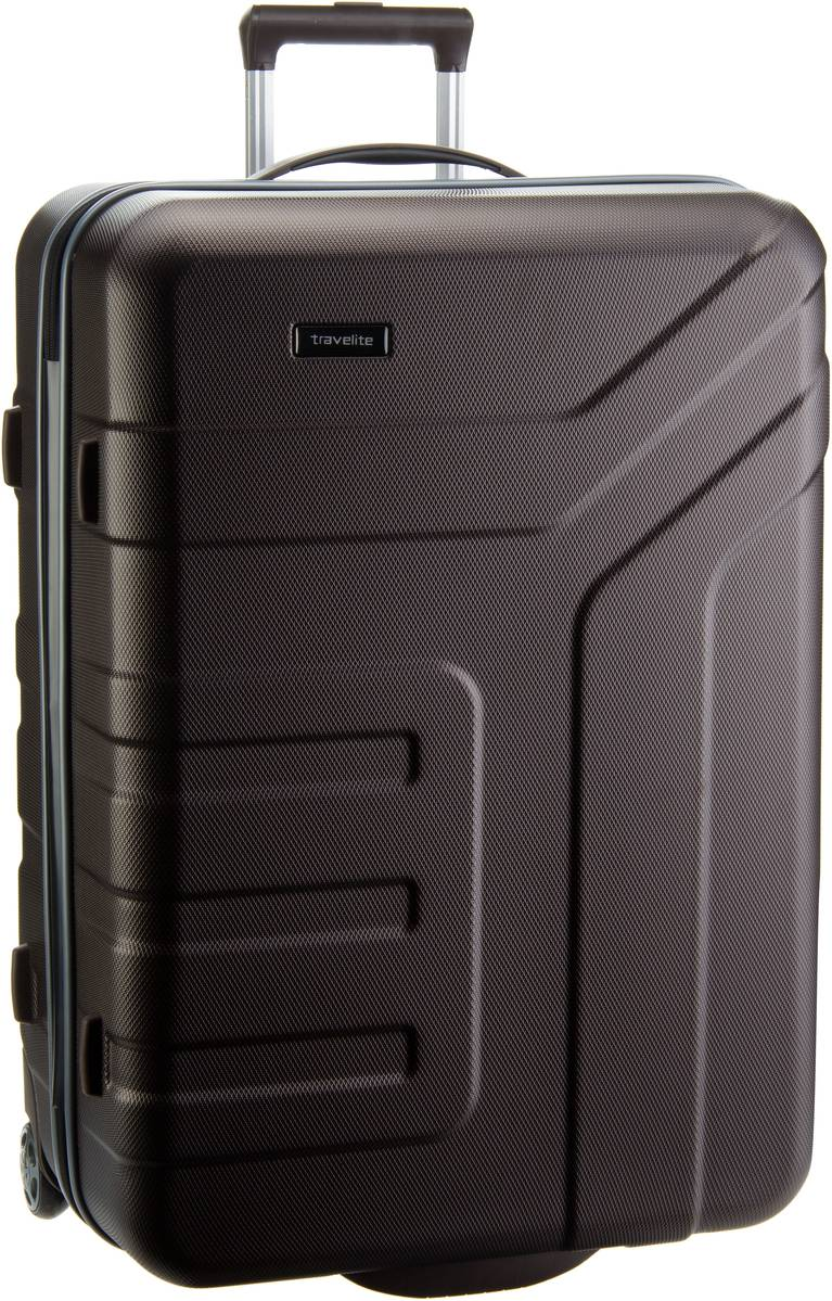 Kiekebusch Angebote travelite Vector 2-Rad Trolley L Braun - + Koffer