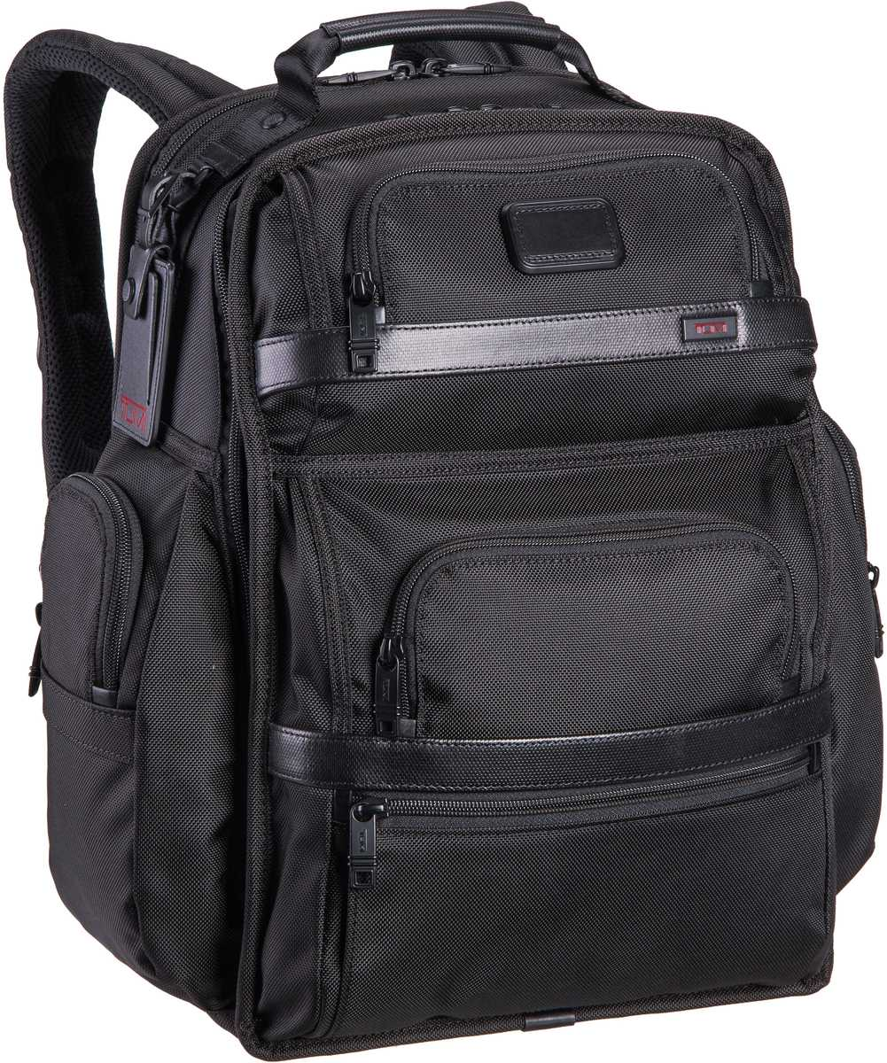 Laptoprucksack Alpha 2 Business 26578 Rucksack T-Pass Black