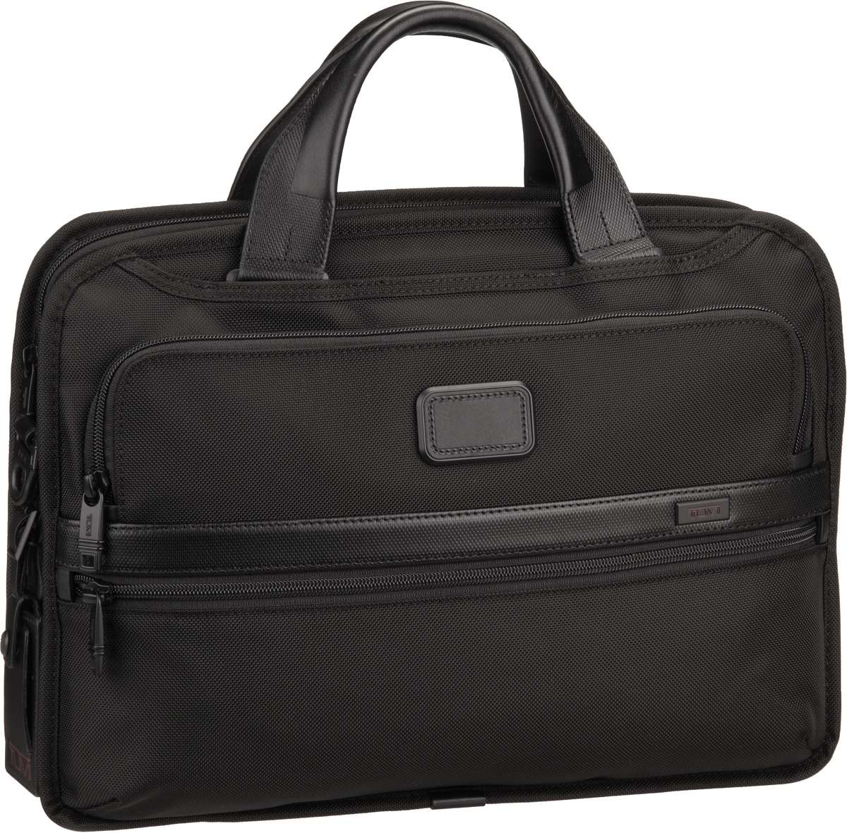 Businesstaschen für Frauen - Tumi Aktentasche TUMI Alpha 103562 Aktentasche Black  - Onlineshop Taschenkaufhaus