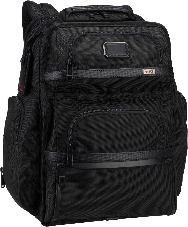 Laptoprucksack Alpha 3 2603578 T-Pass Brief Pack Black