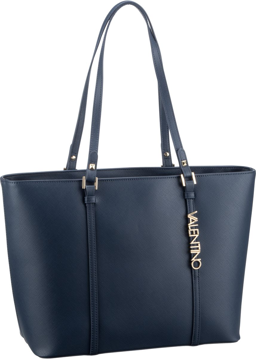 Shopper für Frauen - Valentino Shopper Sea Winter Shopping Q01 Blu  - Onlineshop Taschenkaufhaus