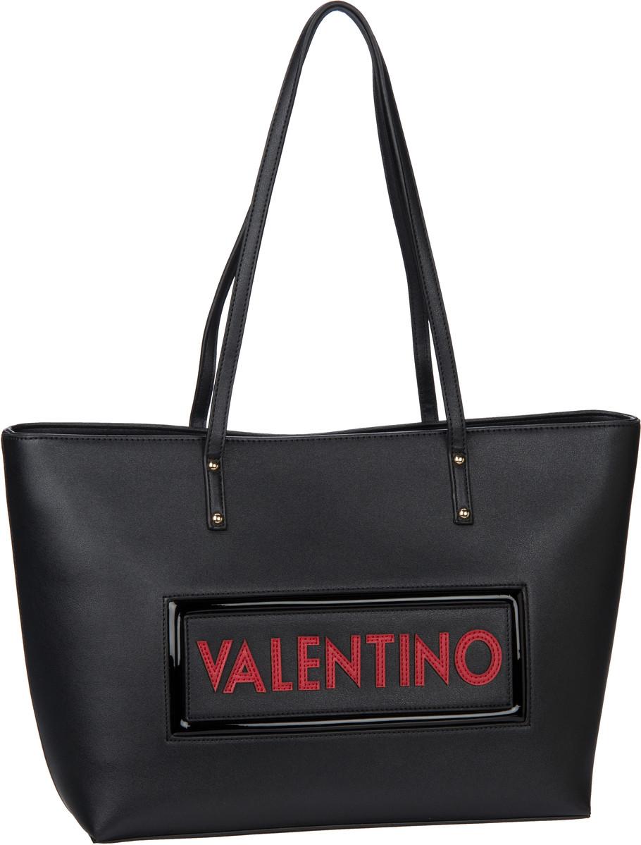Valentino Handtasche Titanic Shopping S601 Nero