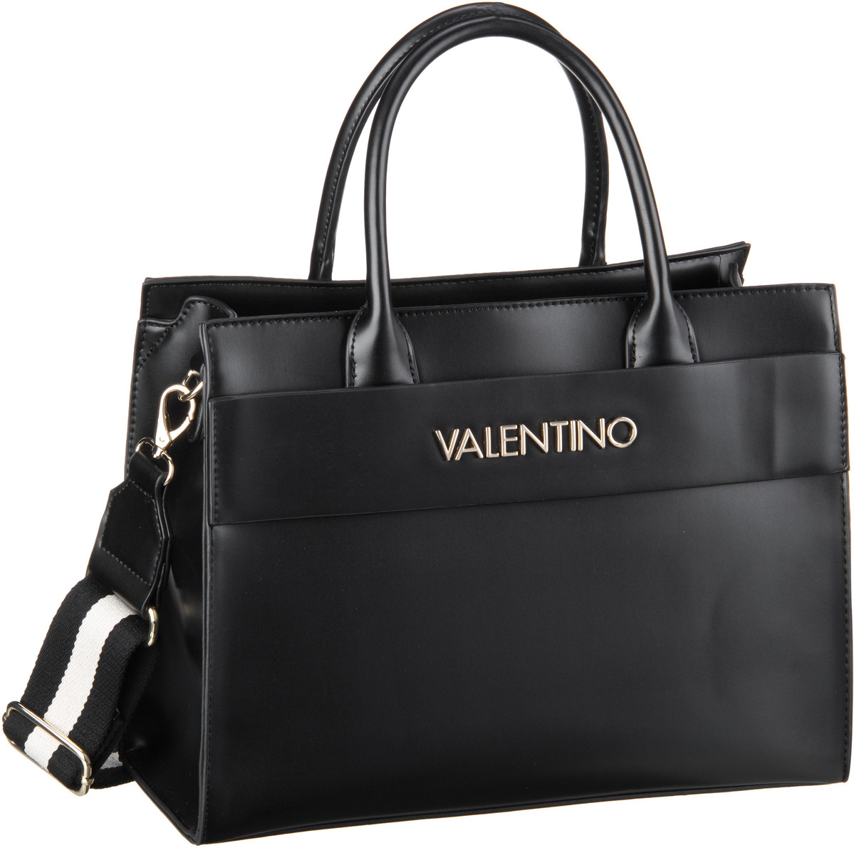 Valentino Shopper Blast Shopping T901 Nero