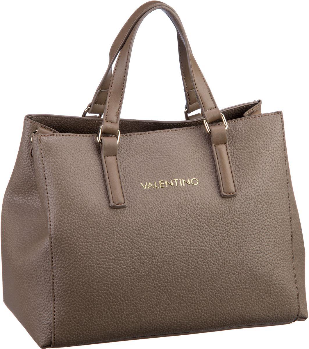Valentino Handtasche Superman Shopping U803 Taupe