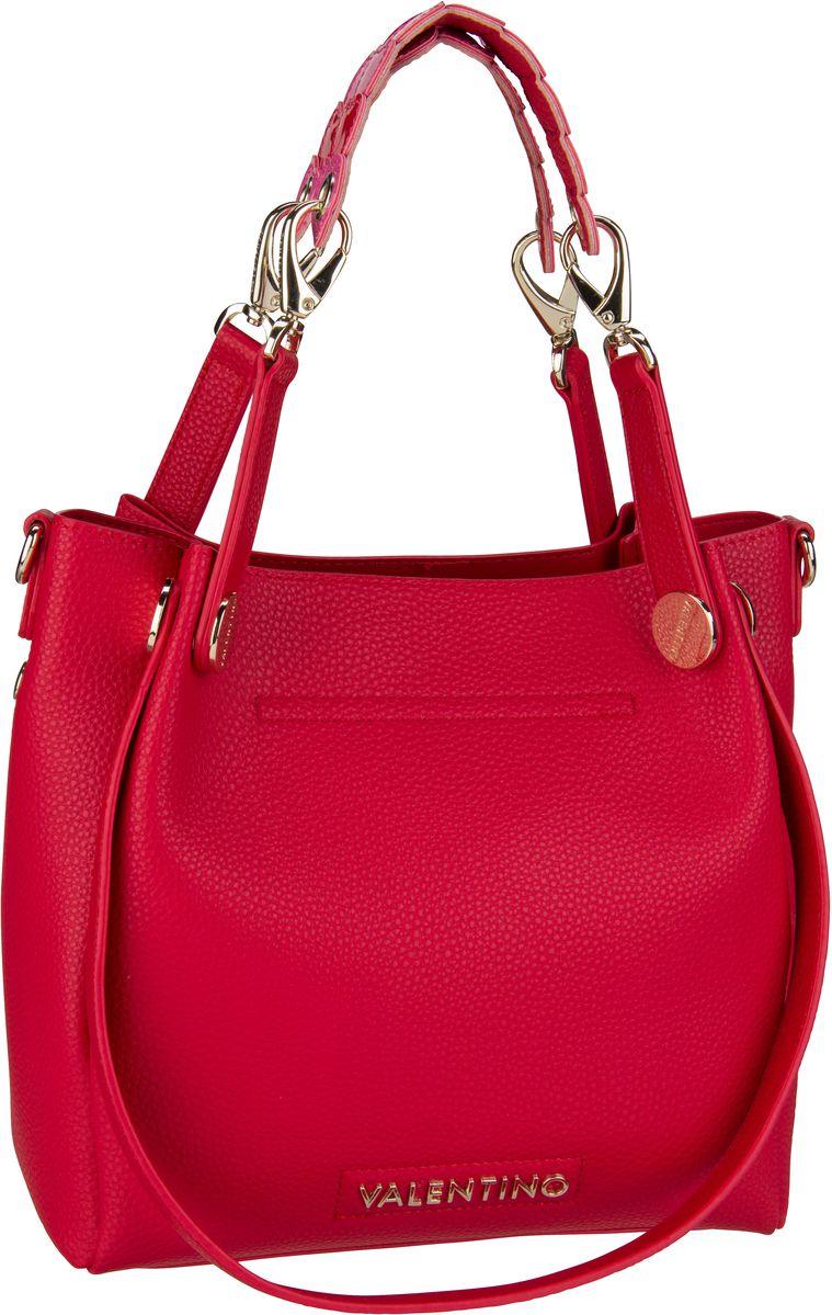 Handtasche Mila Shopping M01 Rosso