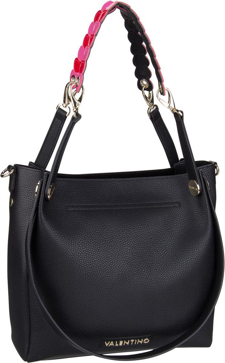 Handtasche Mila Shopping M02 Nero
