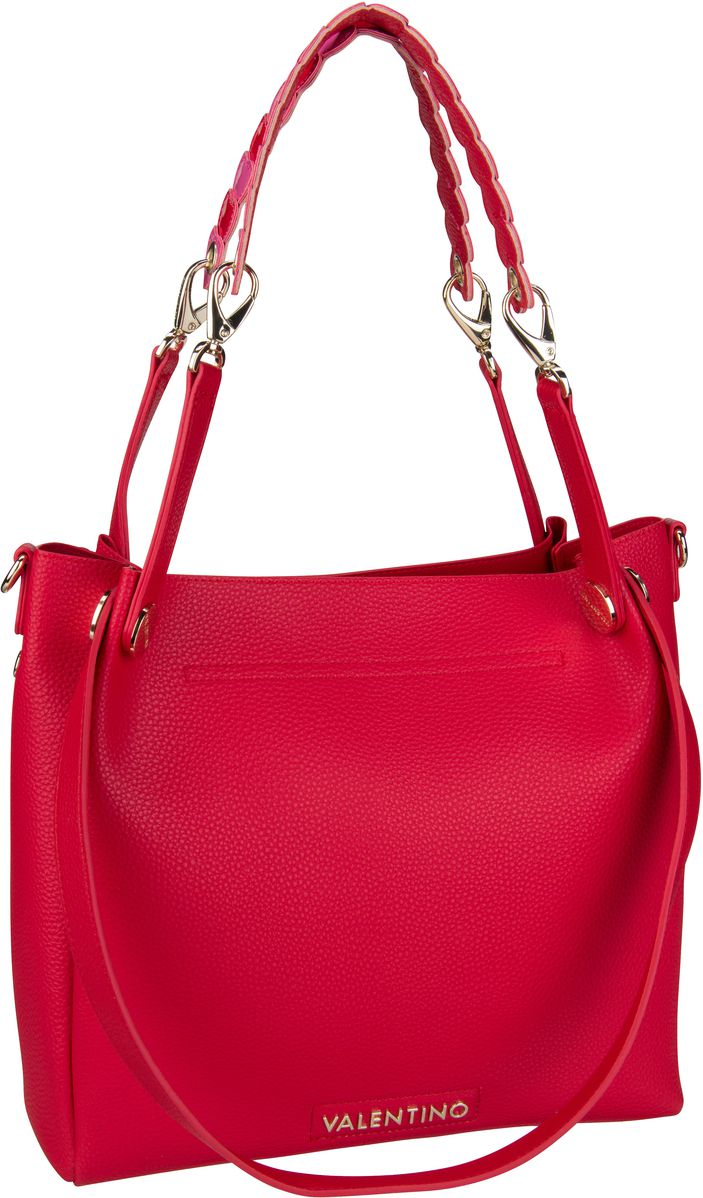 Handtasche Mila Shopping M02 Rosso