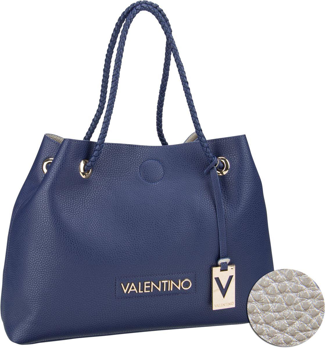 Handtasche Corsair Shopping D02 Blu/Argento