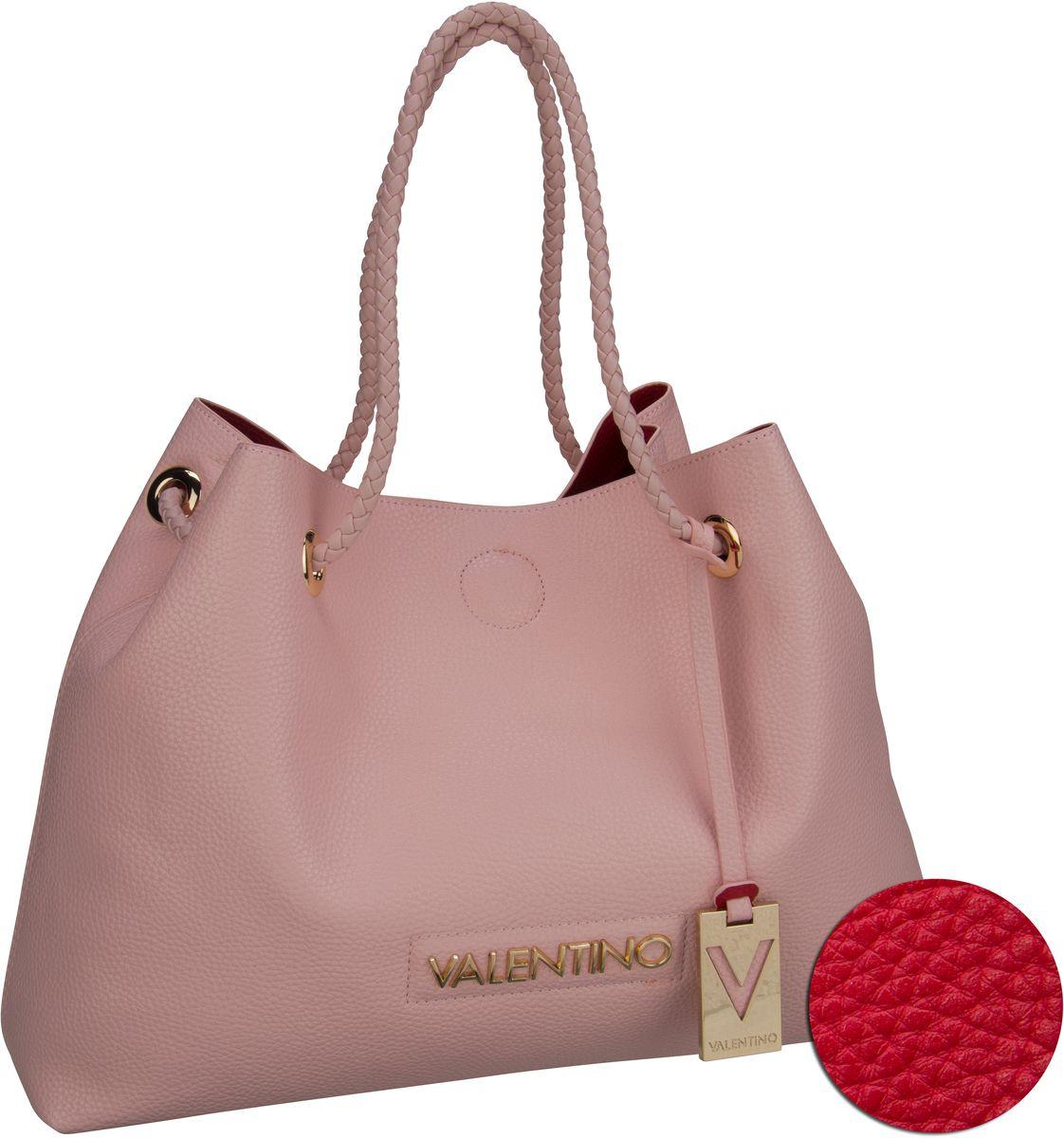 Handtasche Corsair Shopping D02 Cipria/Rosso