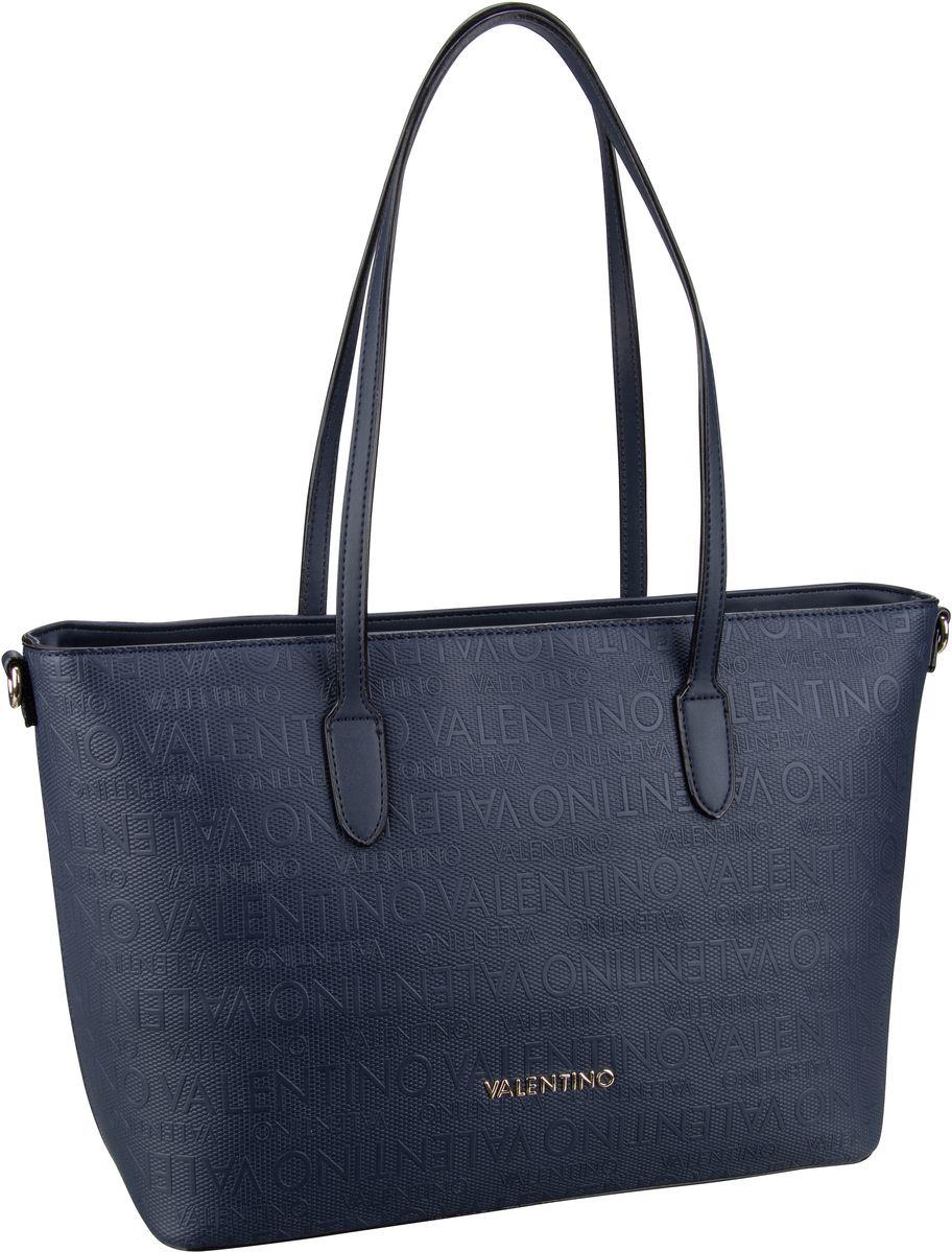Handtasche Dory Shopping C01 Blu