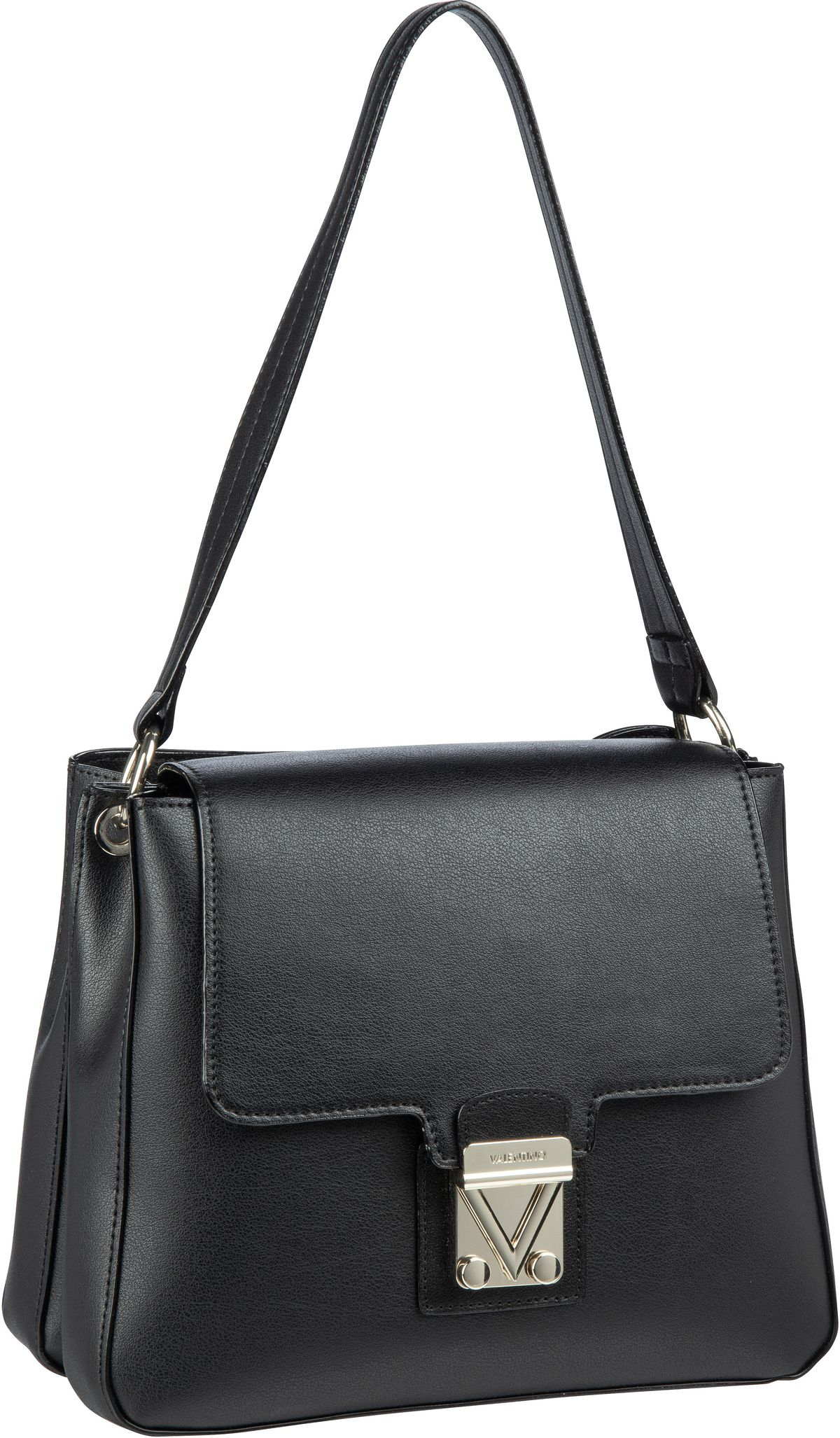 Handtasche Memole Pattina L04 Nero