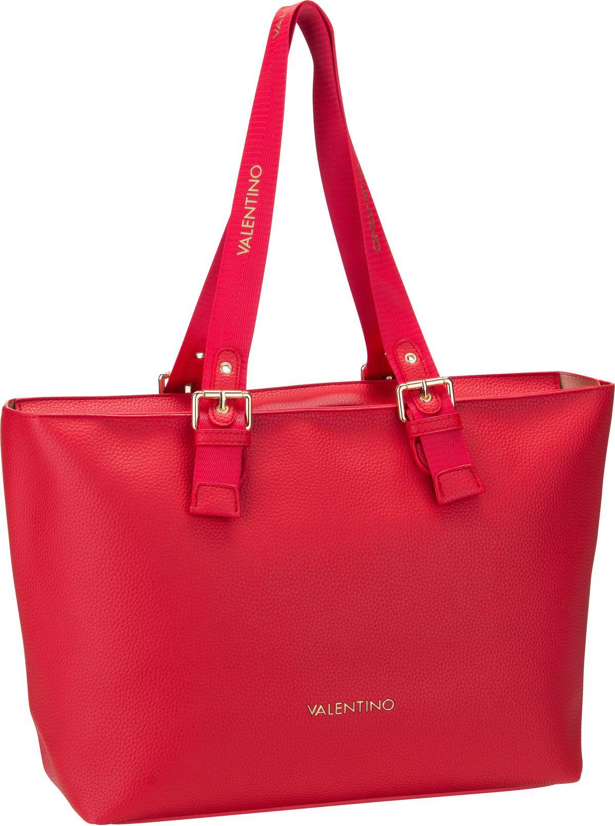Bags Handtasche Babar Shopping Z01 Rosso