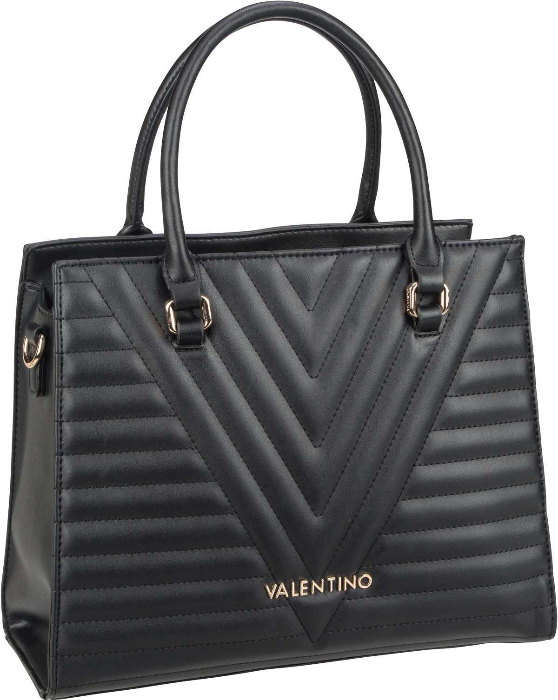 Handtasche Cajon Pattina J01 Nero