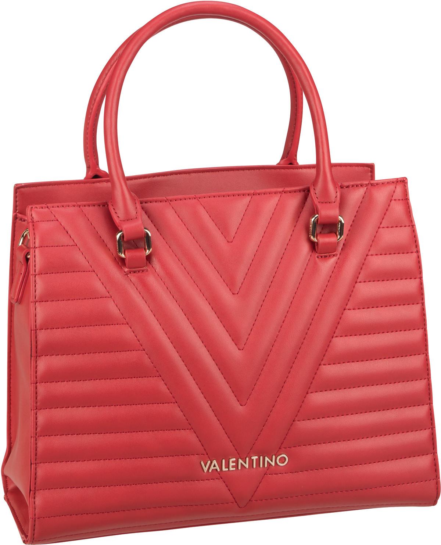 Handtasche Cajon Pattina J01 Rosso