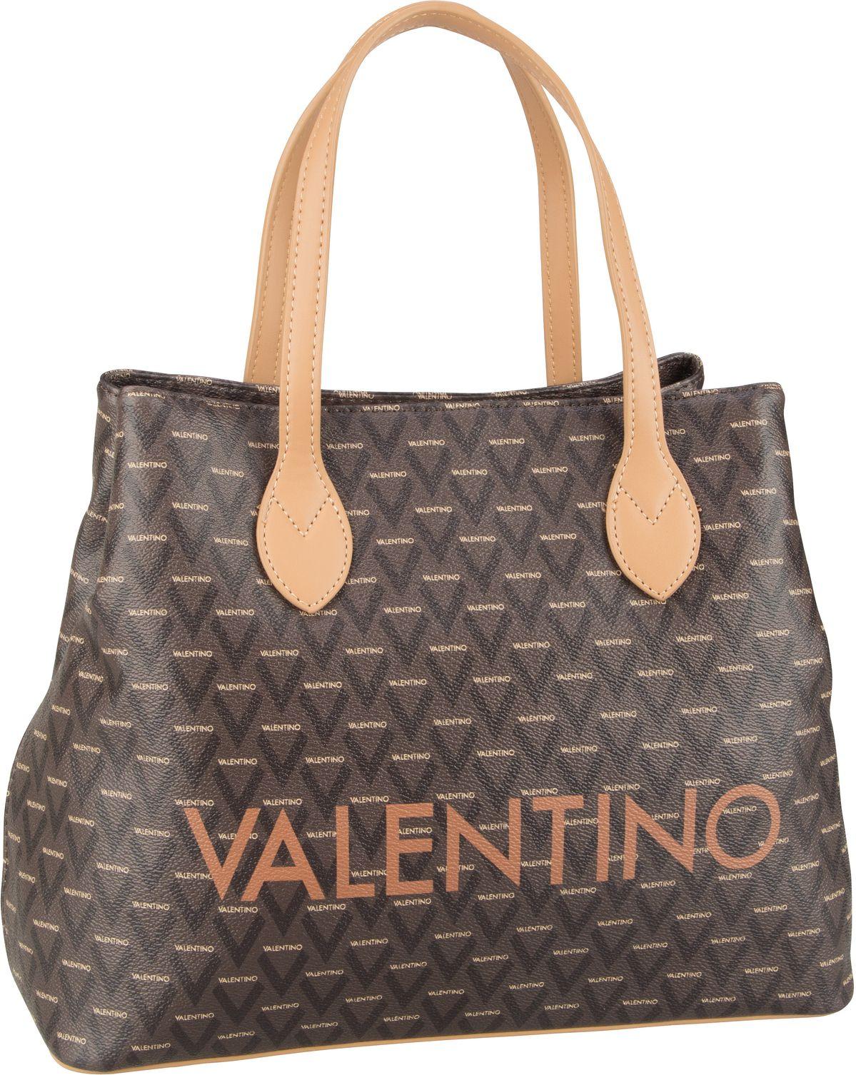 Bags Handtasche Liuto Shopping G02 Cuoio/Multicolor