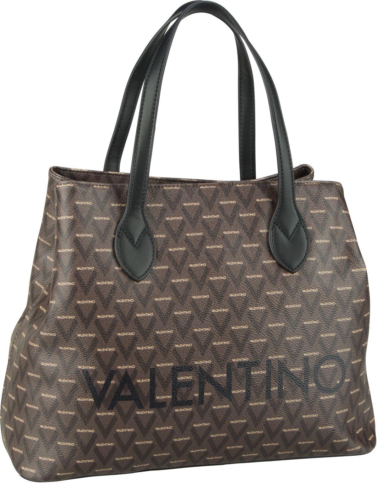 Bags Handtasche Liuto Shopping G02 Nero/Multicolor