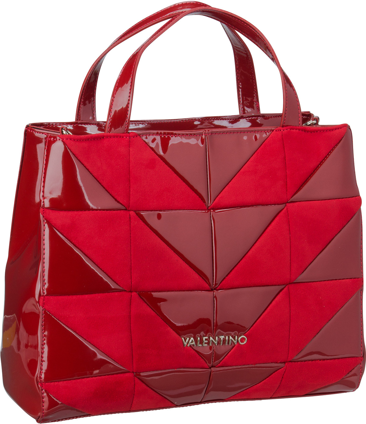 Bags Handtasche Cymbal Shopping 401 Rosso