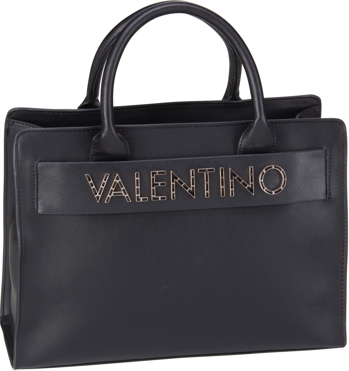 Bags Handtasche Fisarmonica Shopping X05 Nero