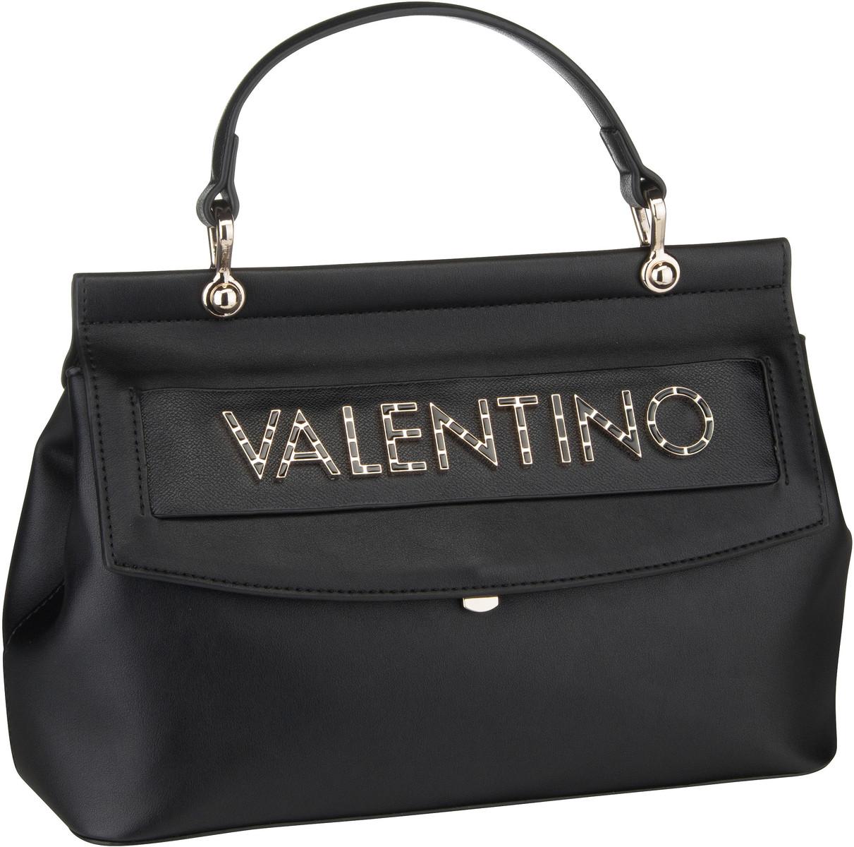 Bags Handtasche Fisarmonica Cartella X02 Nero