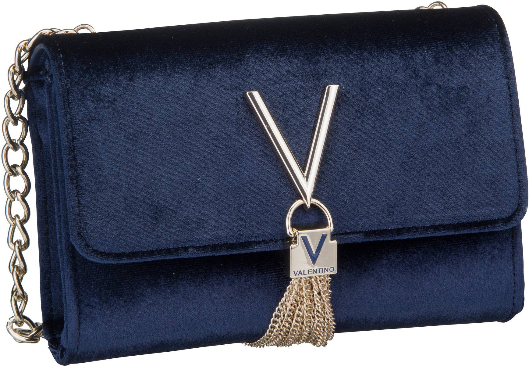 Bags Handtasche Marilyn Pochette 03V Blu