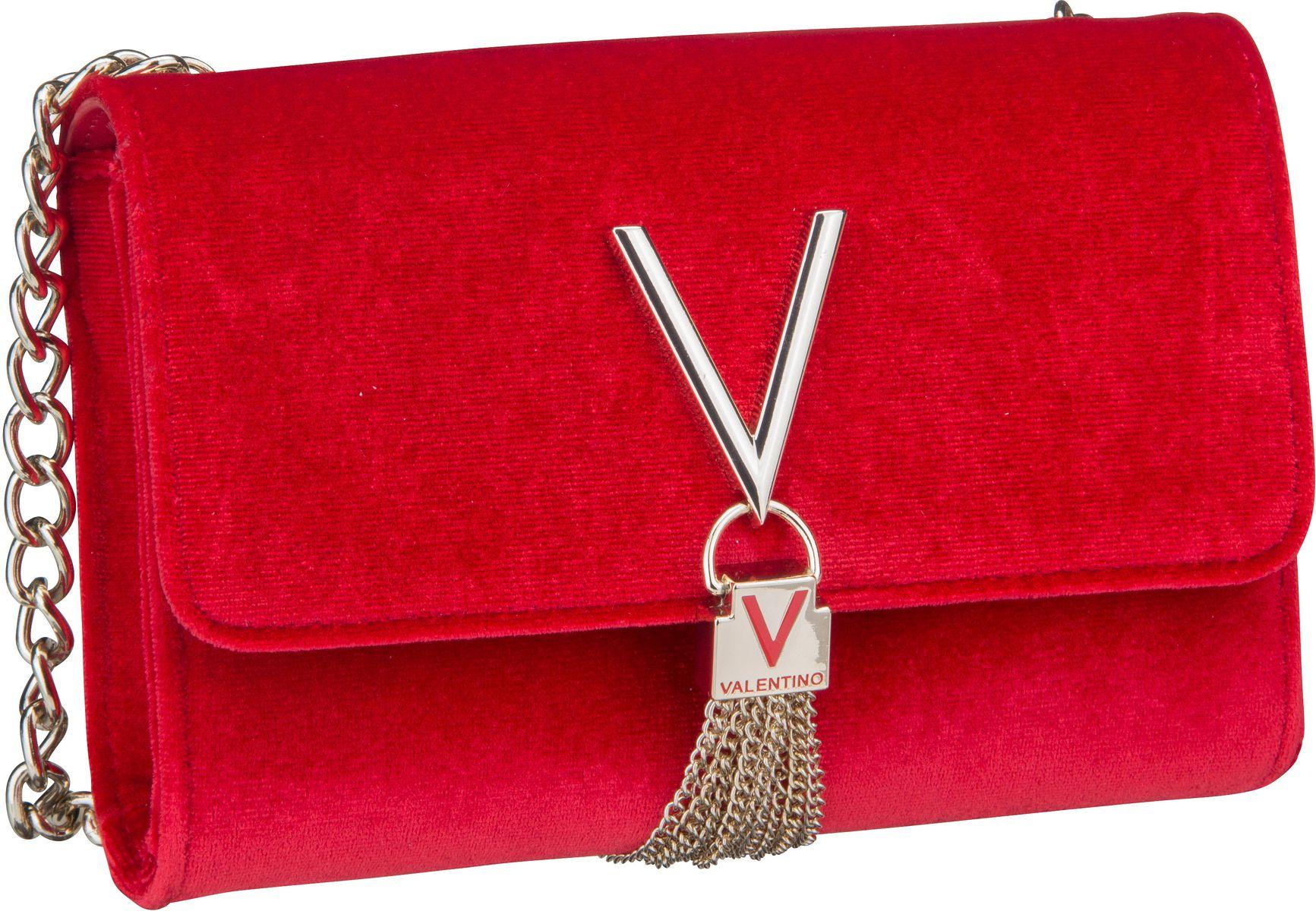 Handtasche Marilyn Pochette 03V Rosso