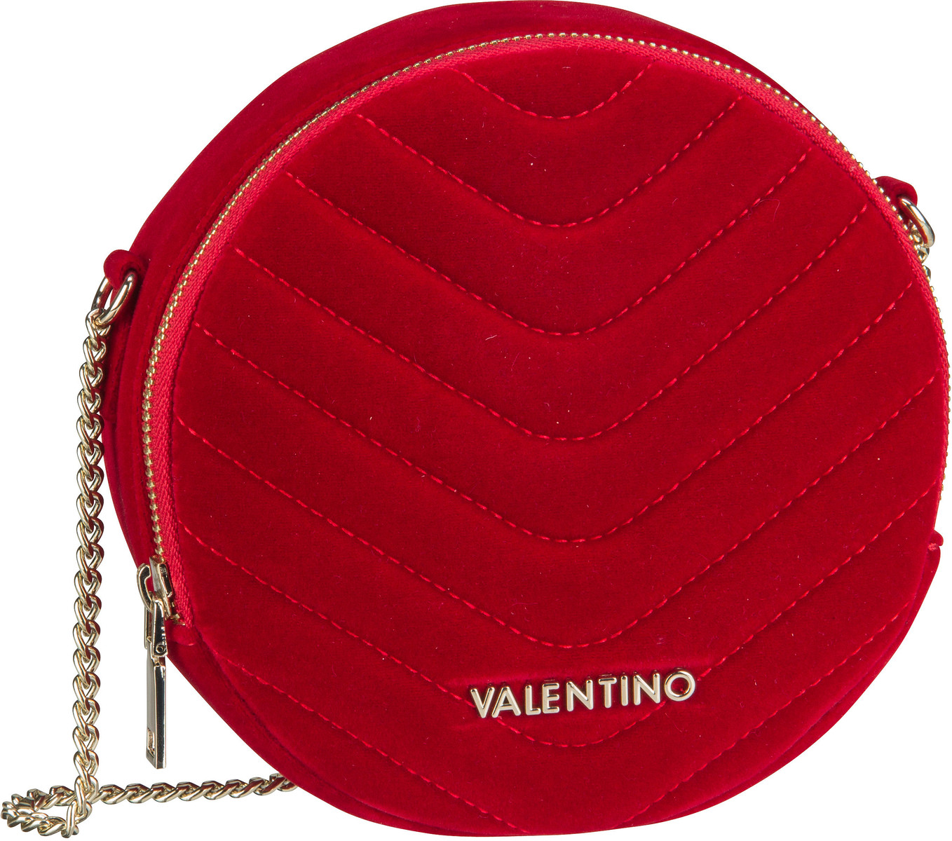 Bags Handtasche Carillon Tascapane A02 Rosso