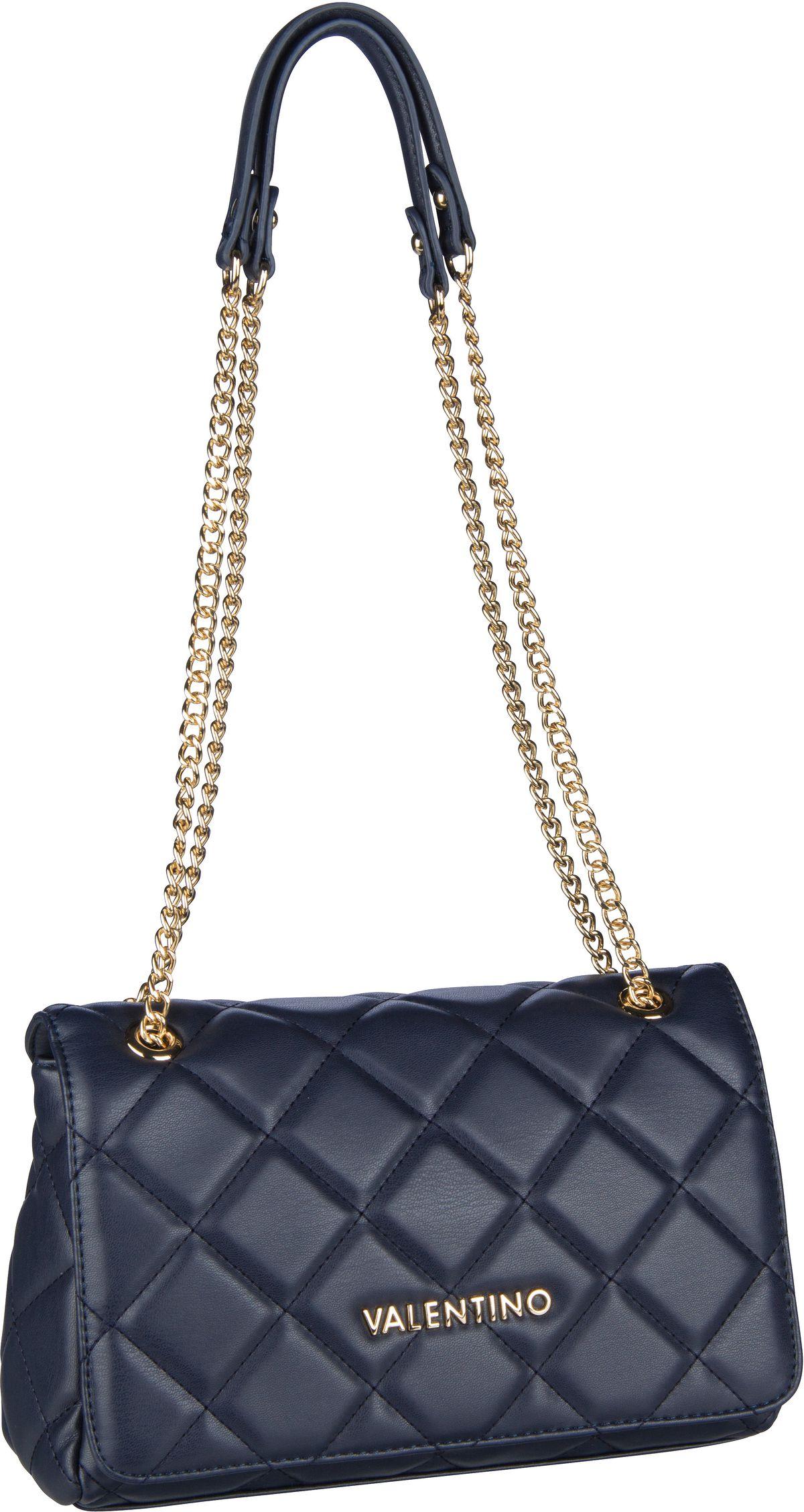Bags Handtasche Ocarina Pattina K02 Blu