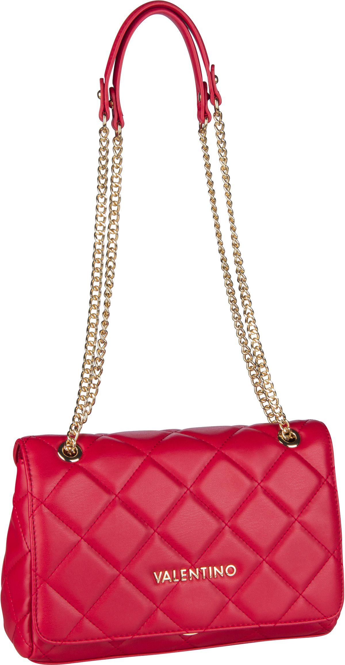 Handtasche Ocarina Pattina K02 Rosso