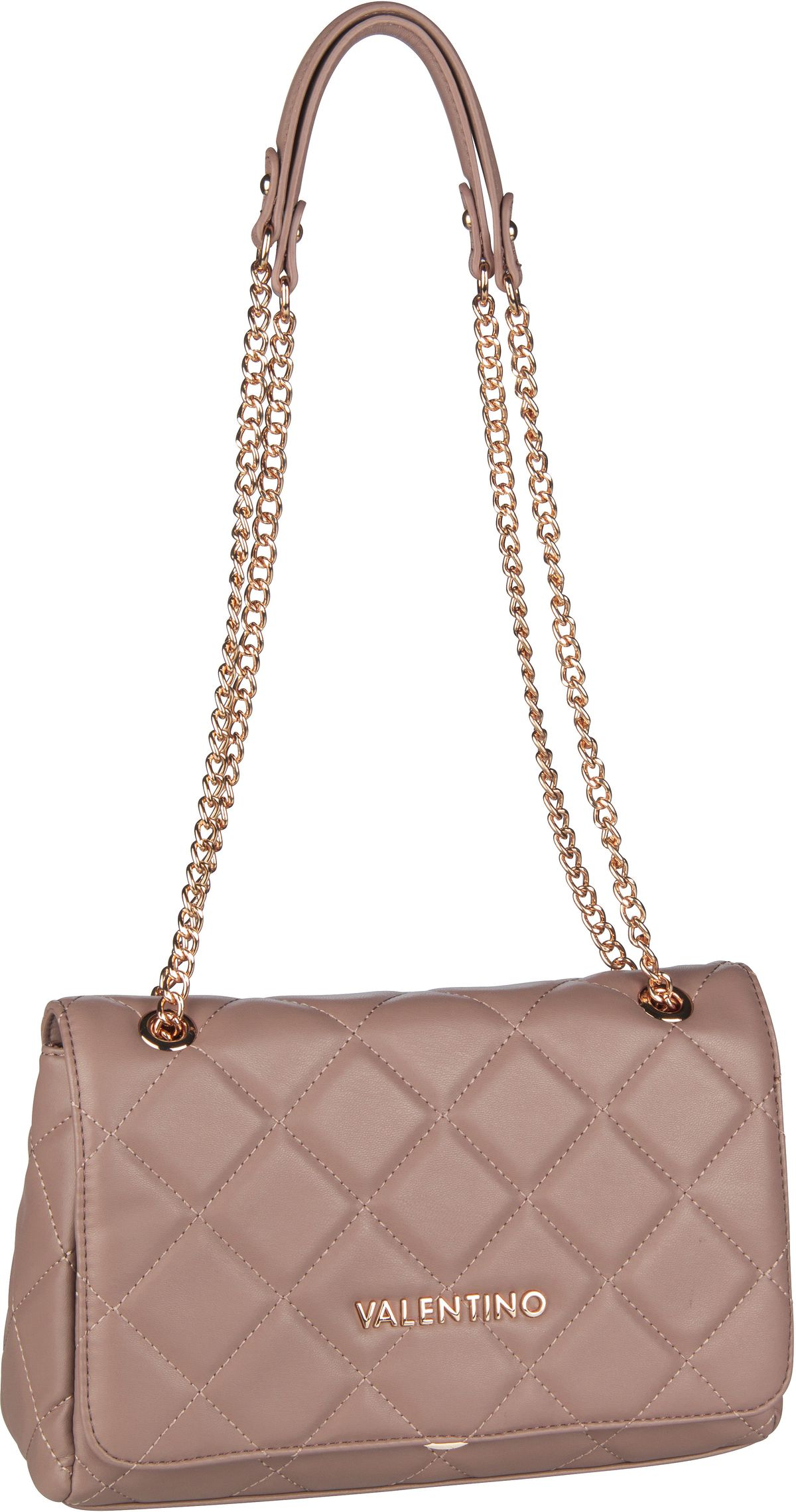 Bags Handtasche Ocarina Pattina K02 Taupe