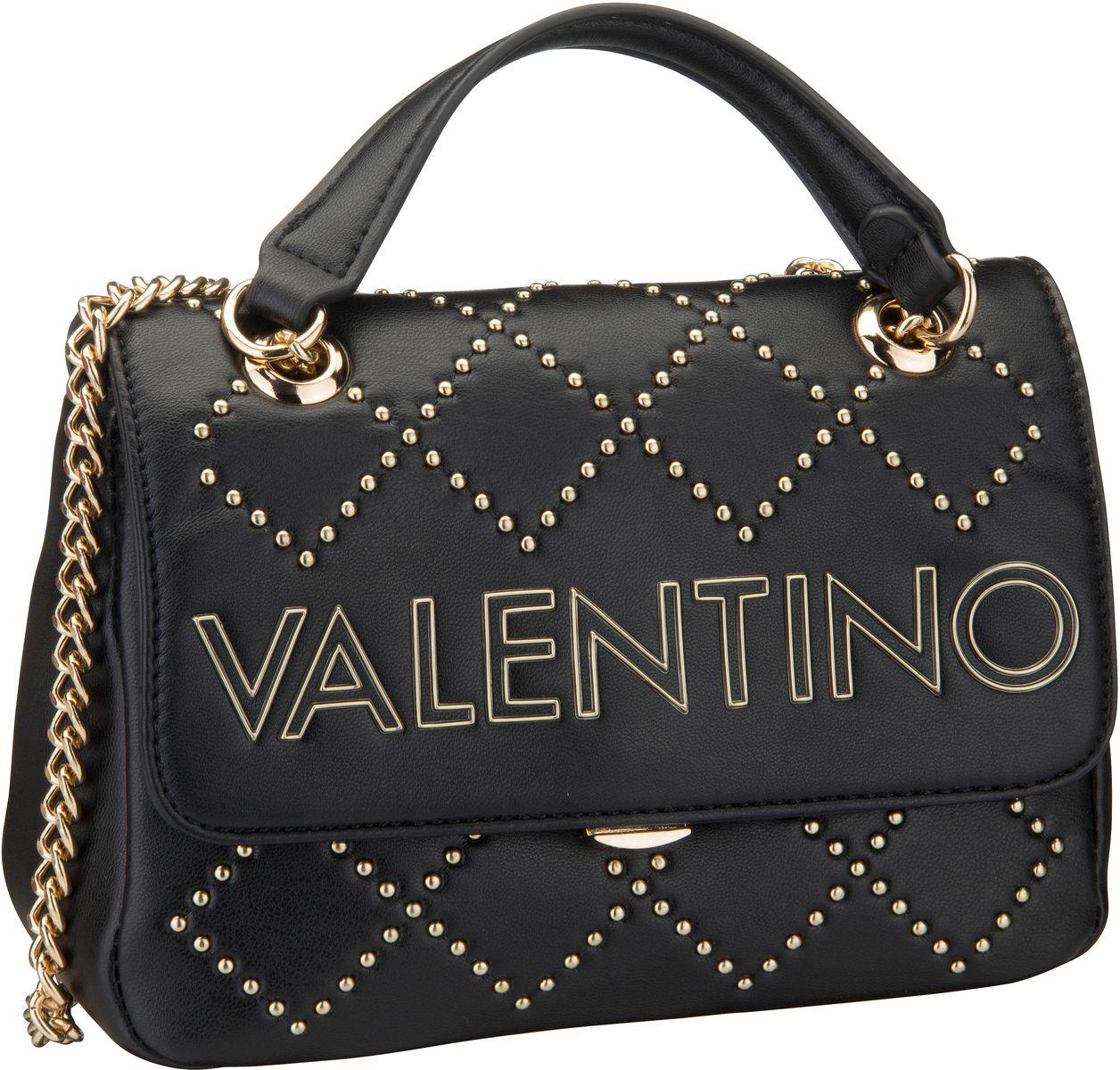 Bags Umhängetasche Mandolino Pattina I05 Nero