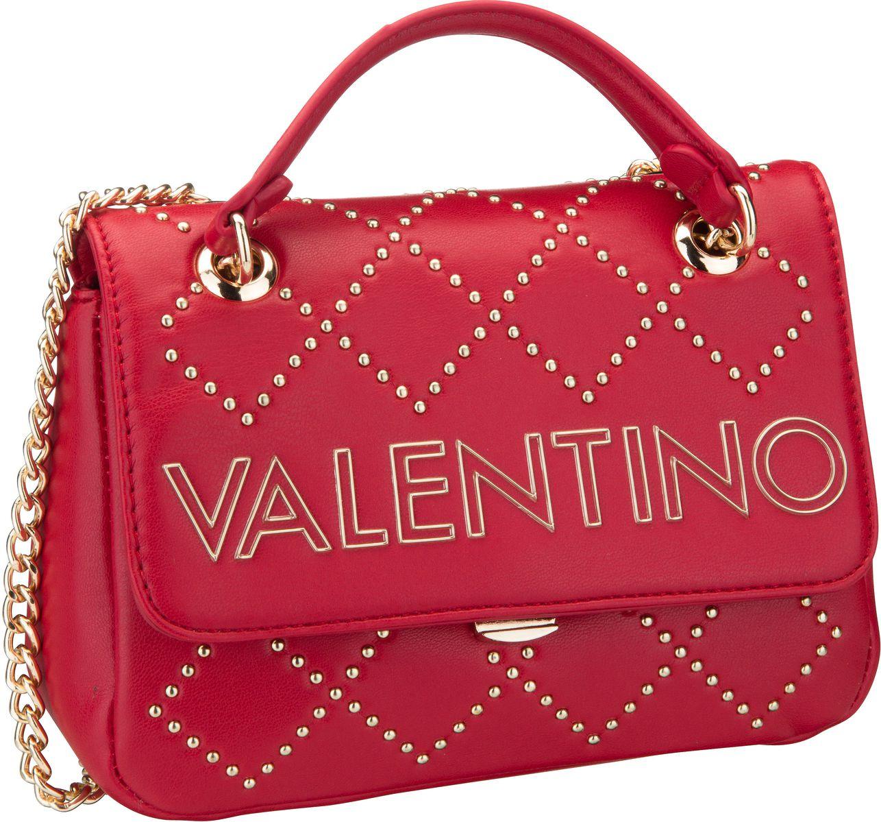 Bags Umhängetasche Mandolino Pattina I05 Rosso
