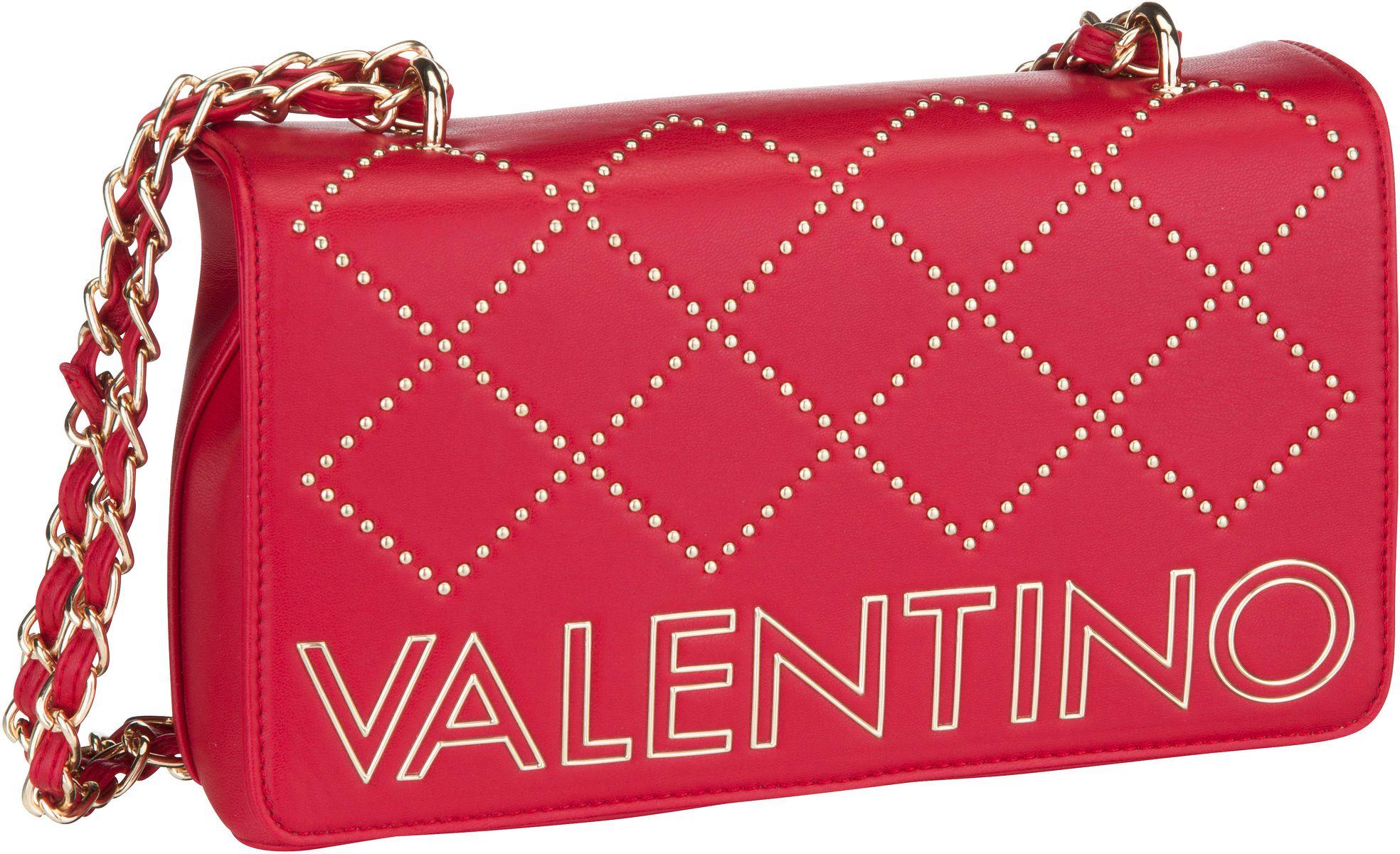 Bags Umhängetasche Mandolino Pattina I03 Rosso