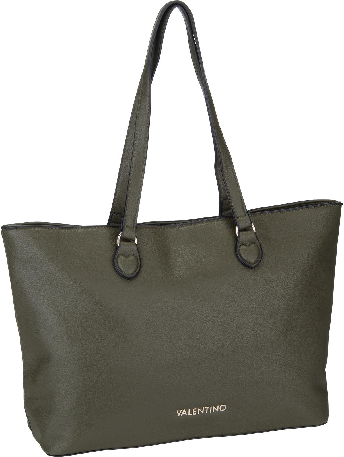 Bags Shopper Flauto Shopping B02 Militare