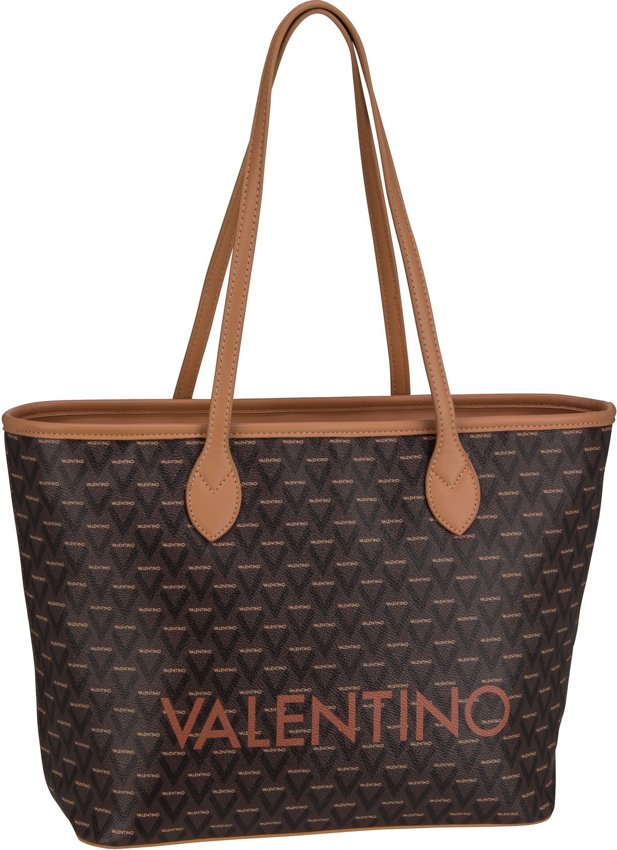 Shopper Liuto Shopping G01 Cuoio/Multicolor