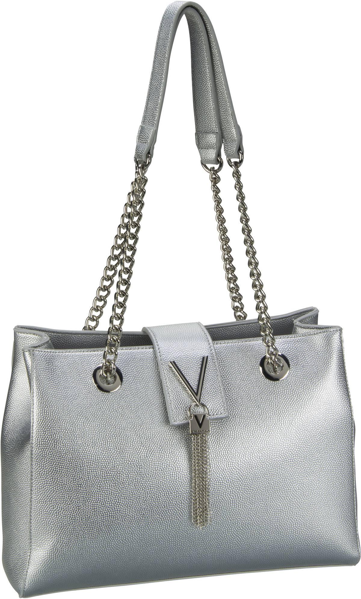 Bags Handtasche Divina Mini Shopping 06G Argento